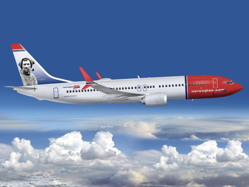 Norwegian Air Shuttle launches flights to New York, USA